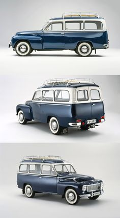 Volvo, if I didn't have my car I'd be allover this!