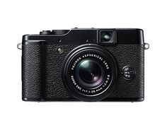 The Fujifilm X10. The digital Leica for the rest of us. Nice.