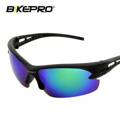168e6345ec3a Aliexpress.com : Buy Unisex Detachable Professional Cycling Bicycle Sunglasses  Set Men Outdoor Polarized Bicycle Glasses Sports UV Protected Eyewear from  ...