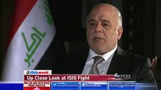 """Iraqi Prime Minister on ISIS: """"We Have to Stop Them"""""""
