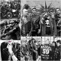 Image result for rocker subculture
