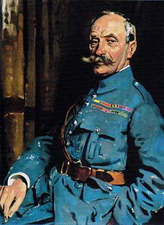 Le maréchal Foch, William Orden