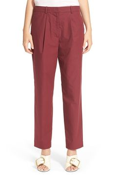 ACNE STUDIOS 'Onno Pop' Suit Trousers. #acnestudios #cloth #