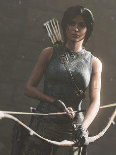 Lara Croft 2, Tomb Raider Lara Croft, Tomb Raider Game, Tom Raider, Female Heroines, Archery Girl, Rise Of The Tomb, Video Games Girls, Gurren Lagann