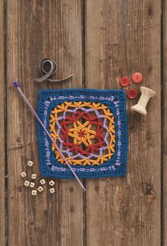 Simply Crochet pick 'n' Mix CAL part 5