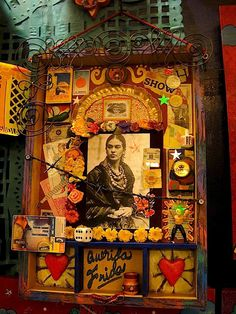 Frida's Altar de Muertos