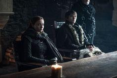 GoT - Sansa and Bran
