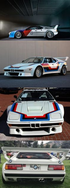 Still the King of Sportscars and Racingcars: BMW M1 Procar Prostreet