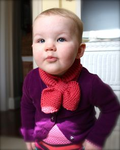 Ravelry: Baby Scarf pattern by liesl gibson