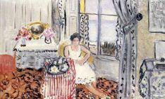 Matisse - Woman by a Window