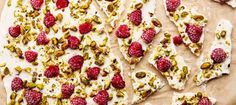 ~Desserts That Are Actually Good For You~Frozen Yogurt Bark ...