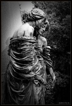 Staglieno Cemetery, Genoa.
