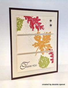 Day 3: A Week of Simple & Chic Fall Card Ideas - Stampin' Up! Demonstrator - Mary Fish, Stampin' Pretty Blog, Stampin' Up! Card Ideas & Tutorials