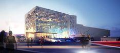 Palacio de Congresos, Lanzarote :: Henning Larsen Architects