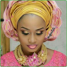 fashion makeupartistsworldwide nigerianbridal asoebifashion nigerianweddingpictures