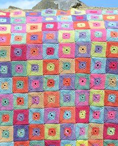 Kiki Crochet Blanket pattern