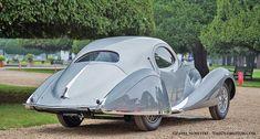 1938 Talbot-Lago T150C-SS Figoni et Falaschi