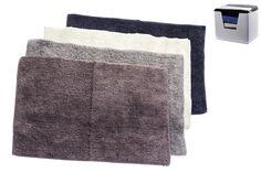 Kylpyhuonematot - 4LIVING 40*60CM VALKOINEN - Keravan Muovi ja Lelu Oy