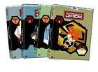 BRAND NEW SEALED Samurai Jack Complete TV Series Seasons 1-4  Season 1234!