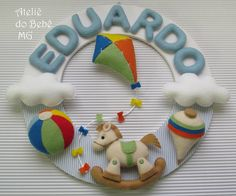 Guirlanda Brinquedos