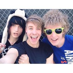 Johnnie Guilbert, Patty Walters and BryanStars