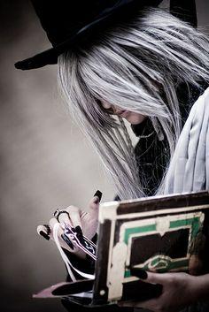 Undertaker | Kuroshitsuji #cosplay #anime