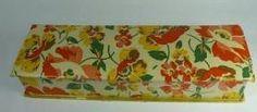 Kangaspäällysteinen rasia Home Decor, Decor, Decorative Tray