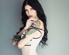 tatuajes estilo suicide girl