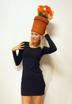 Dress up as a pot head this Halloween.