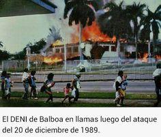 Momentos muy tristes para una parte de la población panameña