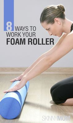 I just got a foam roller for Christmas and love it!