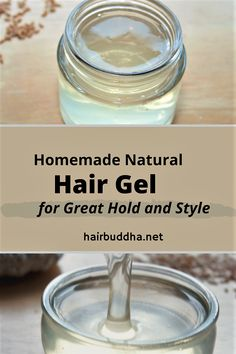 How to Make Natural Hair Gel (for Great Hold and Style)
