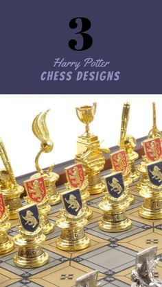 Harry Potter Chess Board best looking designs #chess #harrypotterchess #harrypotter #chessboards