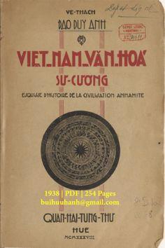 Việt Nam Văn Hóa Sử Cương (NXB Quan Hải Tùng Thư 1938) - Đào Duy Anh, 254 Trang | Sách Việt Nam