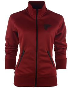 Women's Dallas Cowboys Nike Navy Blue MVP Track Jacket