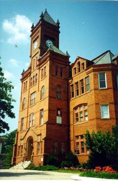 This is Biddle Hall at Johnson C. Smith University in the heart of Biddleville, Charlotte's oldest historic all-black neighborhood. Biddleville has a fascinating history (see the link).