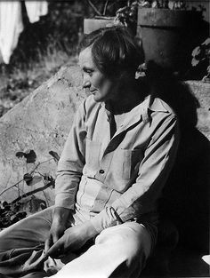 """Dorothea Lange, 1936 (by Rondal Partridge) - """"She was an influential American documentary photographer and photojournalist, best known for her Depression-era work for the Farm Security Administration (FSA). Lange's photographs humanized the consequences of the Great Depression and influenced the development of documentary photography."""""""