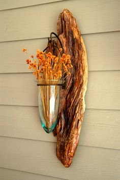 Decorative Driftwood.. awesome! Great for my parents!
