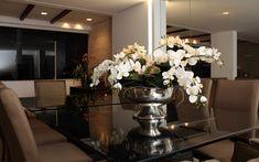 decoração com flores naturais 1