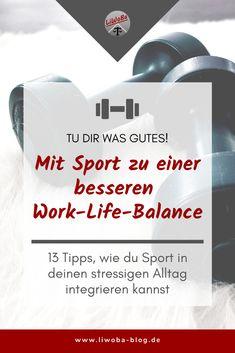 Ich weiß, es ist wahnsinnig schwer, Sport in den vollgepackten Alltag zu integrieren, aber nicht unmöglich. Daher erzähle ich dir, wie sich Sport trotz Zeitmangel in deinen Alltag integrieren lässt.  #Berufsalltag #Bewegung #Gesundheit #Sport #Stress #Stressbewältigung #WorkLifeBalance