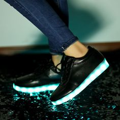 Led shoes for adults women casual shoes USB led luminous shoes man canvas 2016 fashion Led light shoes