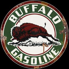 Click to find out more about Buffalo Gasoline Sign