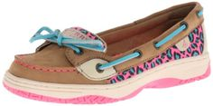 Sperry Top-Sider Angelfish Boat Shoe (Little Kid/Big Kid),Linen/Pink/Leopard,12.5 M US Little Kid Sperry Top-Sider,http://www.amazon.com/dp/B00DYF0044/ref=cm_sw_r_pi_dp_uJcttb166CVXN4CT