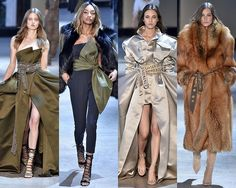 Inverno Haute Couture Paris: 3° Dia