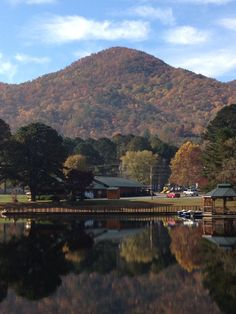 Camping at Bald Mountain RV Resortl Hiawassee Ga. Family friendly and laid back vacationing.