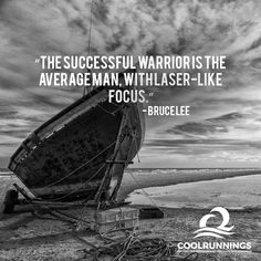 Be a successful warrior!