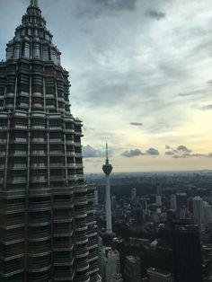 Piso 86 de las Petronas