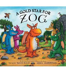 A Gold Star for Zog by Julia Donaldson