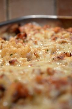 Ris och baconlåda med vitlök 2
