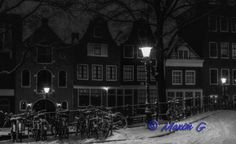 Amsterdam Street Photography by Maxim G Photography Street Photography, Amsterdam, Mansions, House Styles, Winter, Winter Time, Manor Houses, Villas, Mansion